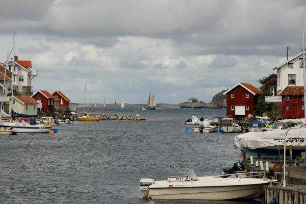 Norra Hamnen Gullholmen - Foto: Carita Filipsson
