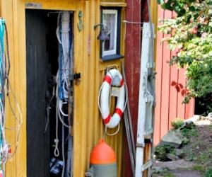Sjöbod - Foto: Carita Filipsson