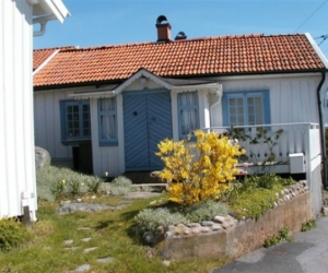 Fiskarstuga på Gullholmen - Foto: Dena Landsman