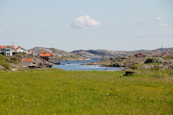 Vy över Grindebacken - Foto: Carita Filipsson