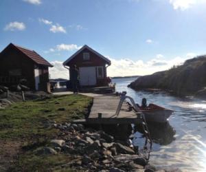 Käringa Brygga - Foto: Monica Collin