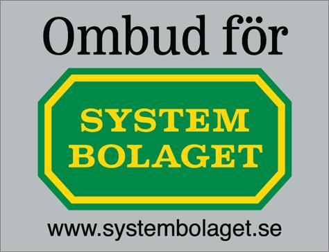Ombud för systembolaget