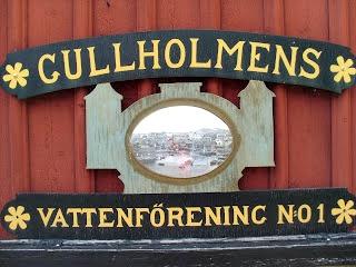 Gullholmens vattenförening No1