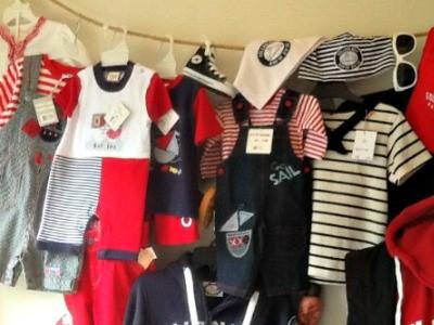 Fina barnkläder - Ö-butiken
