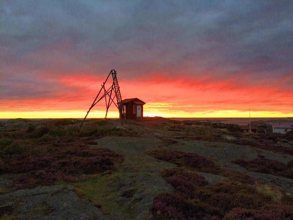 Utkiken 17 aug 2016 - Foto: Maria Biederbeck